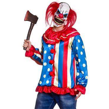 Krazy Killer Clown Costume