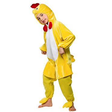Yellow Chick Costume