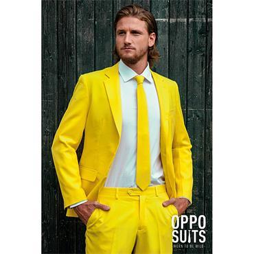 Yellow Fellow Oppo Suit