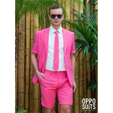 Summer Suit Mr Pink