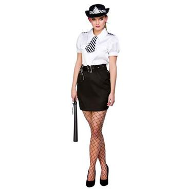 Constable Cutie Costume