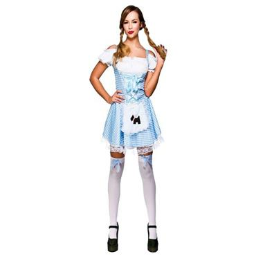 Sexy Country Girl Costume (Dorothy)