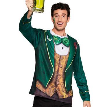 St Patrick's Men's Photorealistic Shirt