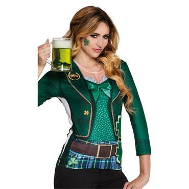 St Patrick's Women's Photorealistic Shirt