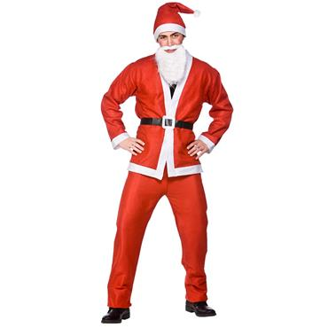 Economy Santa Suit
