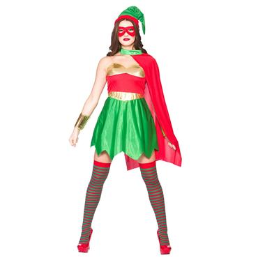 Elf Super Hero