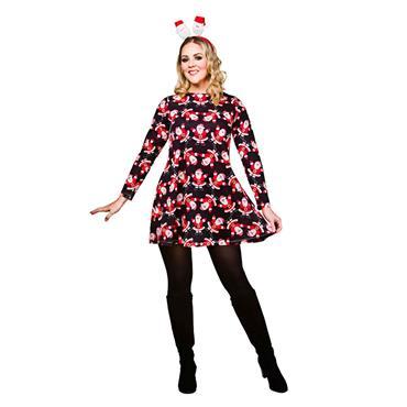 Christmas Dress - Santa