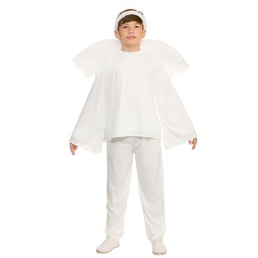 Christmas Angel Boy Costume