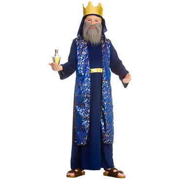 Wise Man Costume - Blue