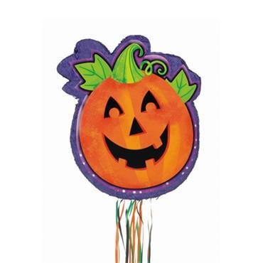Pinata Pull - Pumpkin