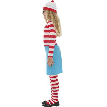 Where's Wally Wenda Costume