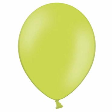 "Apple Green Pastel Latex Balloons 12"" (100pk)"