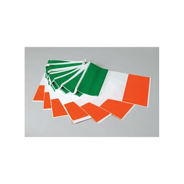 Irish Flag Bunting (7m) - St Patricks Day