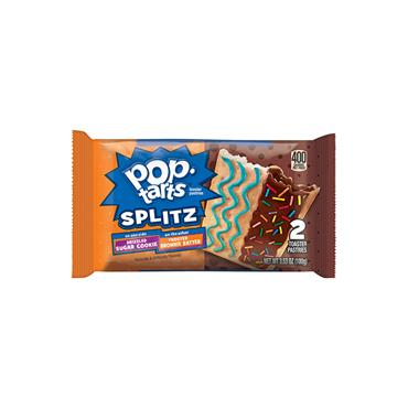 Pop Tarts - Splitz Sugar Cooking & Brownie Batter