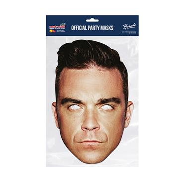 Robbie Williams Face Mask