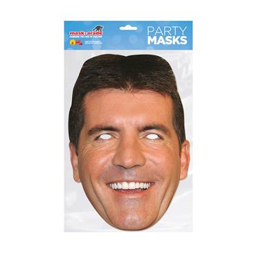 Simon Cowell Celebrity Face Ma