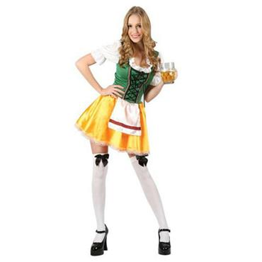 Sexy Beer Girl Costume