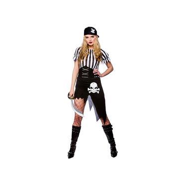 Shipwrecked Pirate Costume