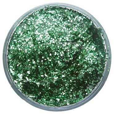 Snazaroo Glitter Gel - Bright Green
