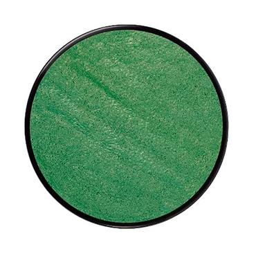 Snazaroo Metallic Face Paint - Electric Green 18ml