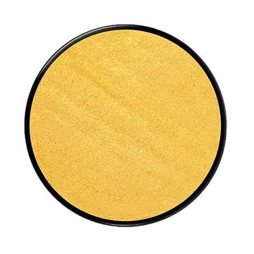 Snazaroo Metallic Face Paint - Electric Gold18ml