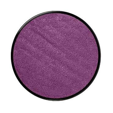 Snazaroo Metallic Face Paint - Electric Purple 18ml