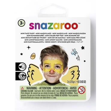 Snazaroo Mini Face Paints - Chick