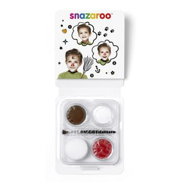 Snazaroo Mini Face Paints - Snowman
