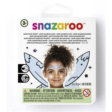Snazaroo Mini Face Paints - Ice Fairy
