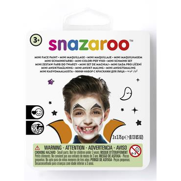 Snazaroo Mini Face Paints - Vampire