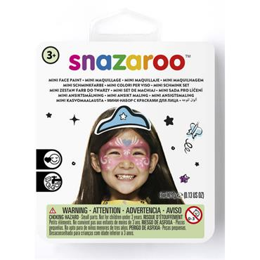 Snazaroo Mini Face Paints - Festive