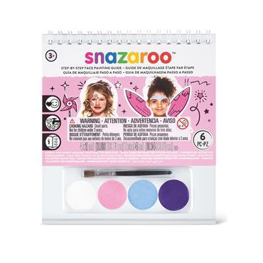 Snazaroo A6 Booklet- Fantasy