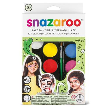 Snazaroo Face Painting Kit - Rainbow