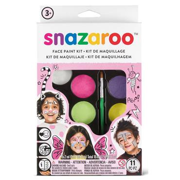 Snazaroo Face Painting Kit - Fantasy