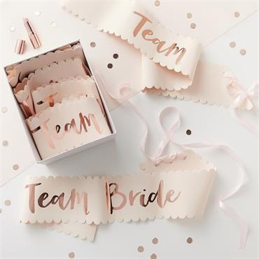 Team Bride - Sash Team Bride