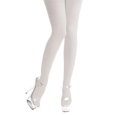 Opaque Tights  / White
