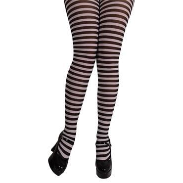 Black & White Candystripe Tigh