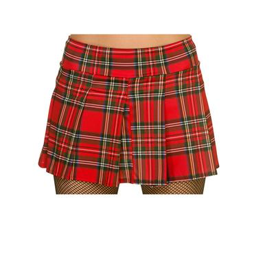 80's Tartan Punk / School Skirt