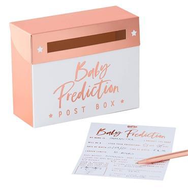 Baby Prediction Box