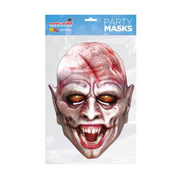 Vampire Horror Face Mask