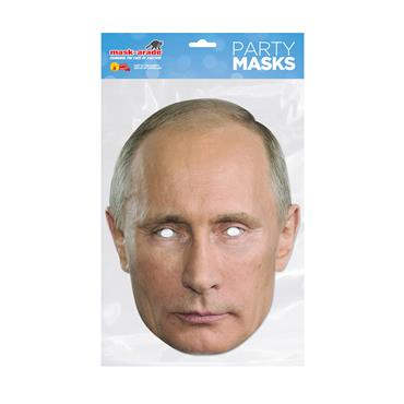 Vladmir Putin 2016 Face Mask
