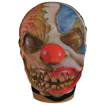 Evil Clown Skin Mask