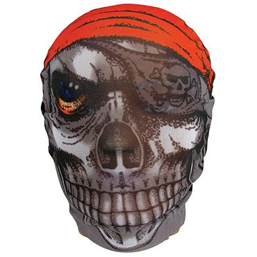 Pirate Skull Skin Mask