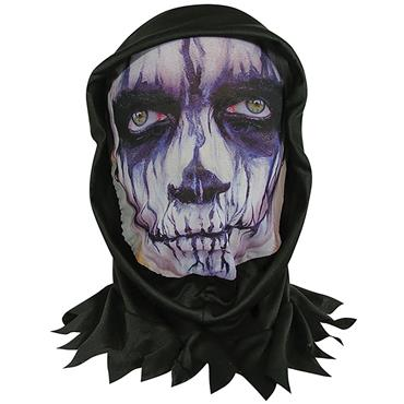 Stiches Skin Mask with Hood