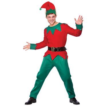 Deluxe Elf Costume Costume