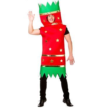 Xmas Cracker - Adult Costume