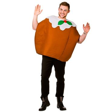 Xmas Pudding - Adult Costume