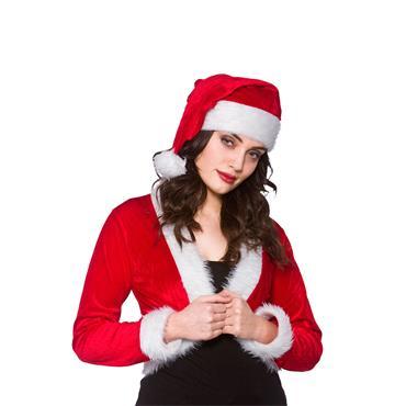 Cute Santa Shrug & Hat