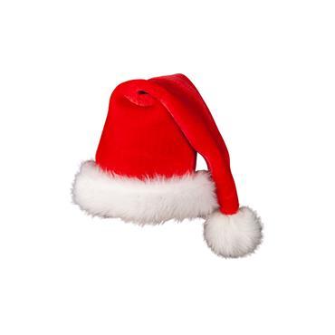 The Ultimate Plush Santa Hat
