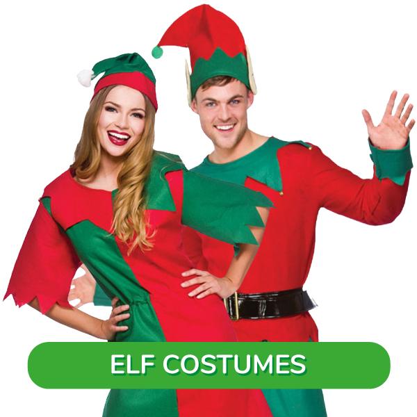 Elf Costume Range